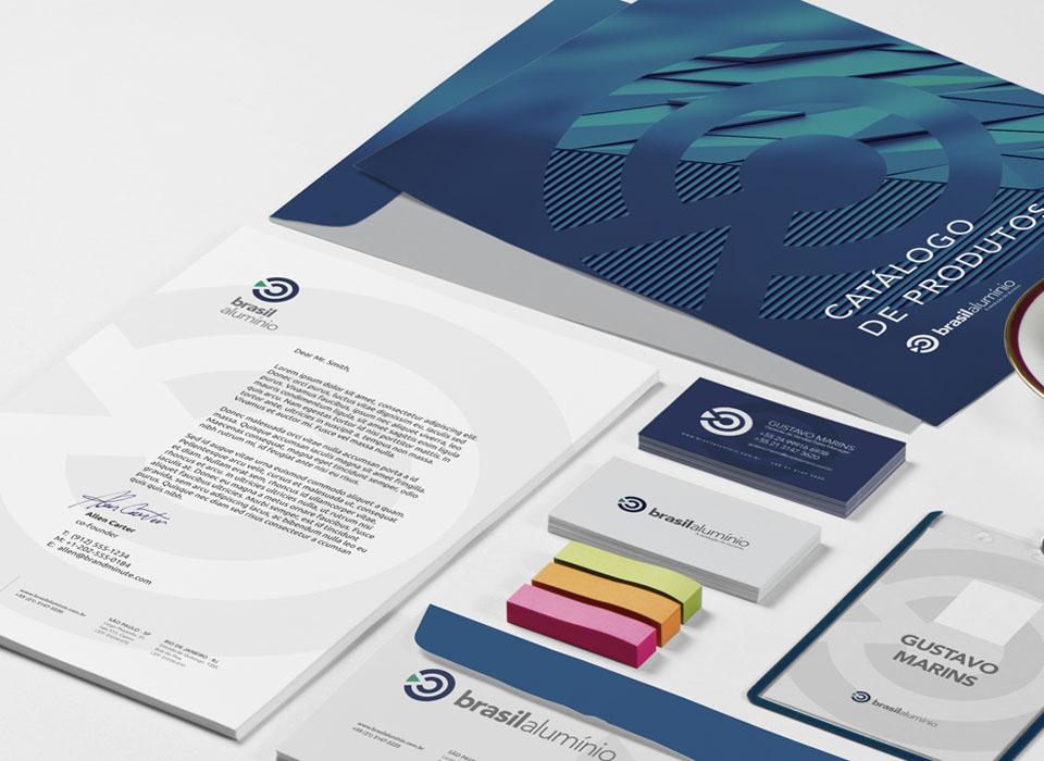 Branding - Conheça alguns trabalhos já feitos.