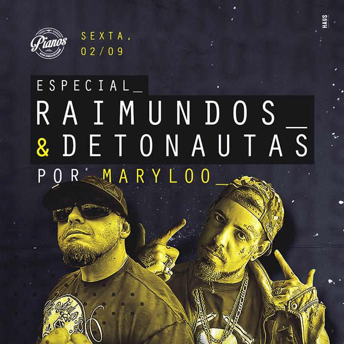02-09 - Raimundos e Detonautas - Facebook