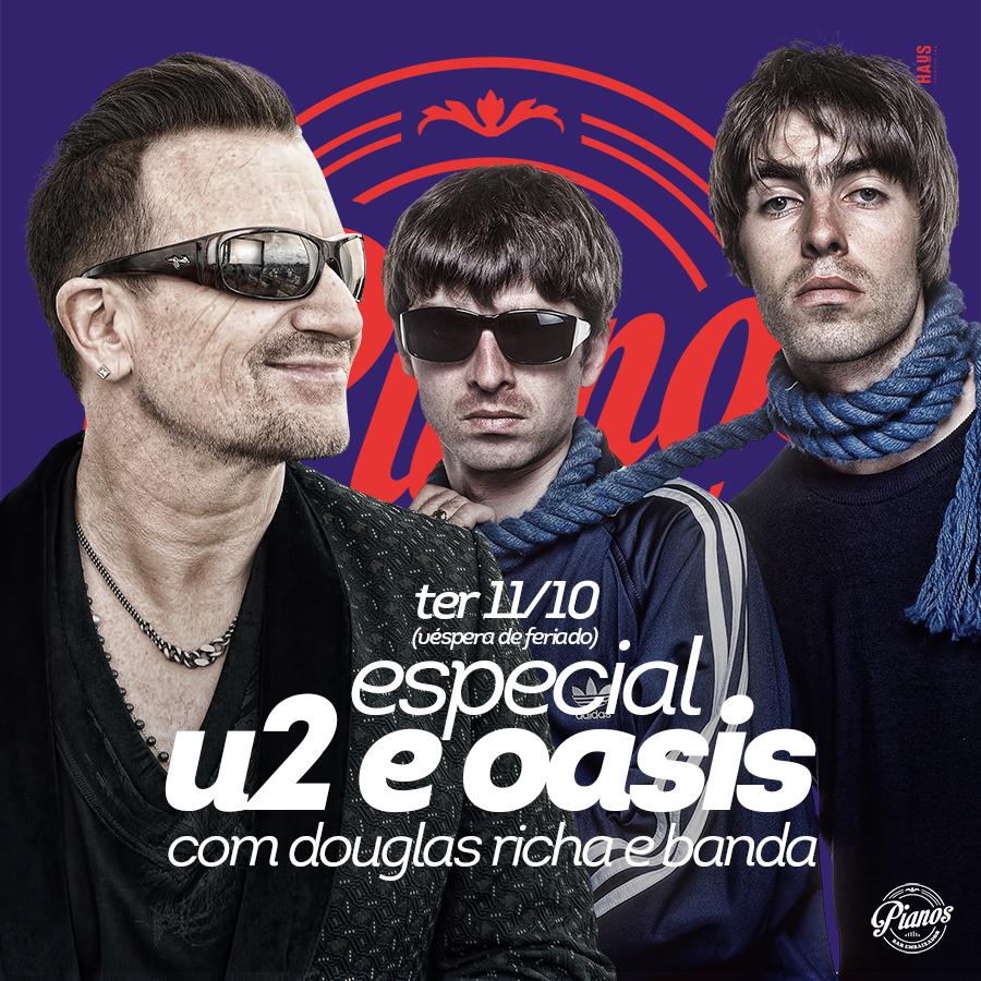 11-10 - U2 e Oasis - Facebook