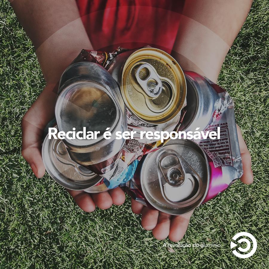 19-09 reciclar é ser responsável